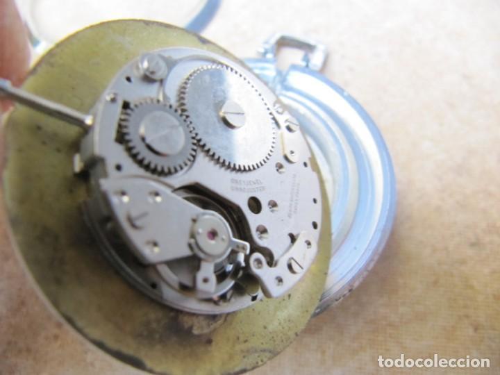 Relojes de bolsillo: ANTIGUO RELOJ DE CUERDA DE BOLSILLO - Foto 16 - 170115740