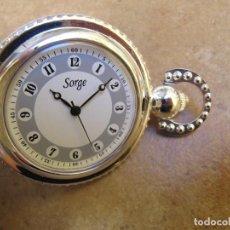 Relojes de bolsillo: RELOJ DE BOLSILLO DE CUERDA. Lote 170321158
