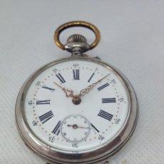 Relojes de bolsillo: LOTE .- 24 .- RELOJ DE BOLSILLO PARA REPARAR O PIEZAS. Lote 170515952