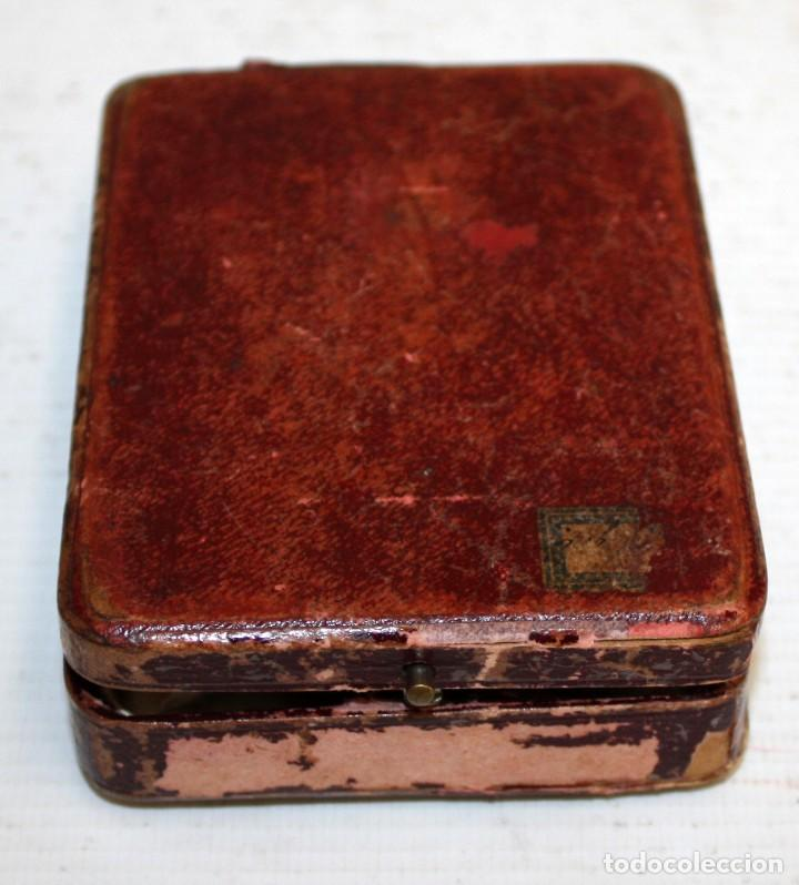 Relojes de bolsillo: RELOJ CATALINA INGLES DE PLATA - 1853. CON CADENA DE PLATA. FUNCIONANDO. - Foto 7 - 171169283