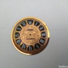 Relojes de bolsillo: PRECIOSO DIAL ROLEX PARA RELOJ DE BOLSILLO. Lote 171179050
