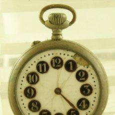 Relojes de bolsillo: ESFERA RELOJ BOLSILLO BONITA TIPO ROSKOPF. Lote 171675402