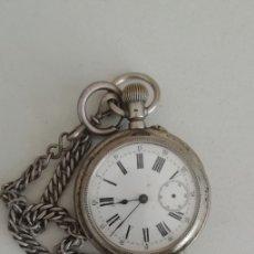 e0daaed5c Subasta · Relojes de bolsillo: RELOJ DE BOLSILLO REMONTOIR 15 RUBIS NO  FUNCIONA. Lote 172151804
