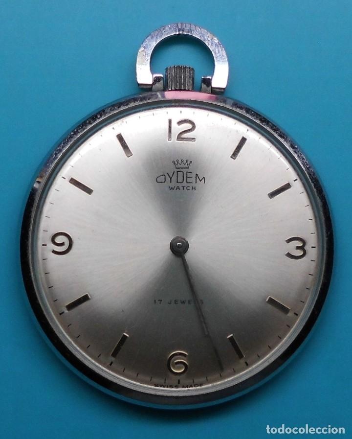 Dydem Muy Tipo Bolsillo Reloj Bonito LentejaFuncionando De OkXZuiP