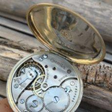 Relojes de bolsillo: V20 RELOJ DE BOLSILLO OMEGA REVISADO. Lote 172577882