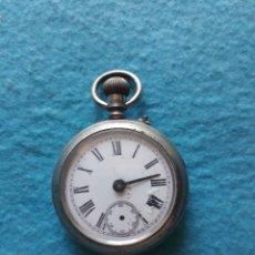 Relojes de bolsillo: RELOJ DE BOLSILLO ANTIGUO. Lote 172846565