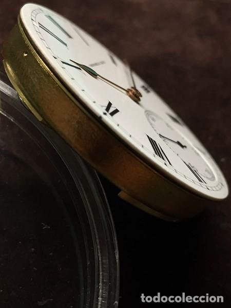 Relojes de bolsillo: Reloj de Bolsillo ZENITH con ESFERA porcelana Cronometer. Muy buen estado Funcionando y revisado. - Foto 3 - 173209333
