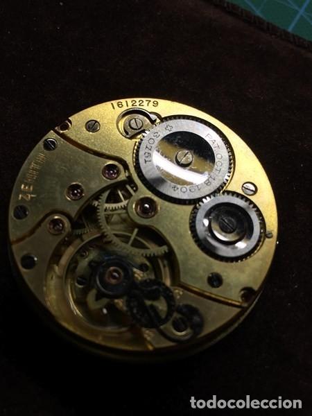 Relojes de bolsillo: Reloj de Bolsillo ZENITH con ESFERA porcelana Cronometer. Muy buen estado Funcionando y revisado. - Foto 6 - 173209333