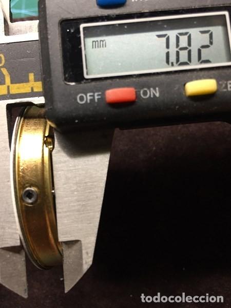Relojes de bolsillo: Reloj de Bolsillo ZENITH con ESFERA porcelana Cronometer. Muy buen estado Funcionando y revisado. - Foto 9 - 173209333