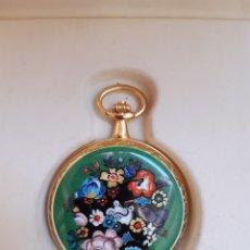 Relojes de bolsillo: RELOJ BOLSILLO SUIZO - MARCA OLTEN. Lote 173227828