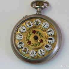 Relojes de bolsillo: RELOJ DE BOLSILLO W.ROSSKOPF. Lote 173356984