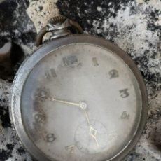 Relojes de bolsillo: C1/6 RELOJ DE BOLSILLO PAVILLONS WATCH CO PIEZAS. Lote 173424095