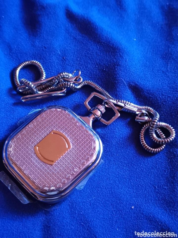 Relojes de bolsillo: Reloj de bolsillo máquina vista - Foto 2 - 173464724