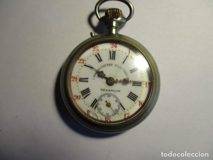 RELOJ ROSKOPF FUNCIONANDO 54 MM SIN CONTAR LA CORONA (Relojes - Bolsillo Carga Manual)