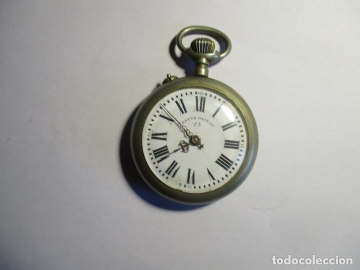 RELOJ ROSKO FUNCIONANDO 53,5 MM SIN CONTARA LA CORONA (Relojes - Bolsillo Carga Manual)