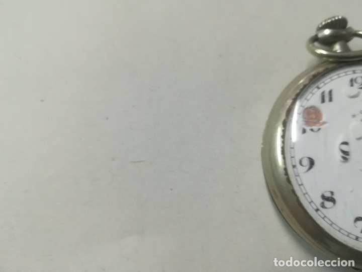 Relojes de bolsillo: RELOJ BOLSILLO CUERDA S.GALVE PARA RESTAURAR - Foto 3 - 173623732