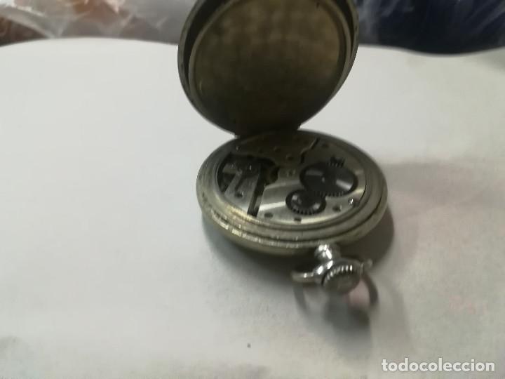 Relojes de bolsillo: RELOJ BOLSILLO CUERDA S.GALVE PARA RESTAURAR - Foto 6 - 173623732