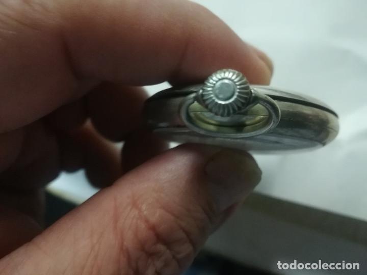 Relojes de bolsillo: RELOJ BOLSILLO CUERDA S.GALVE PARA RESTAURAR - Foto 8 - 173623732