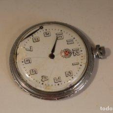 Relojes de bolsillo: RELOJ DE BOLSILLO ANTIGUO ROSSKOPF & CO. PATENT. Lote 173891658