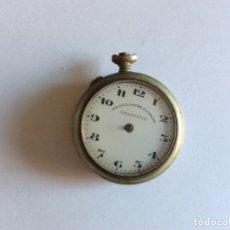 Relojes de bolsillo: RELOJ DE BOLSILLO REGULADOR PATENT DIAM. 43 MM. Lote 174019100