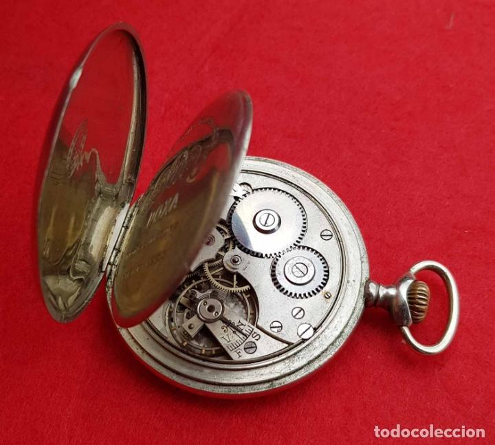 Relojes de bolsillo: RELOJ DE BOLSILLO DOXA, C1920, 53mm - Foto 4 - 174084973