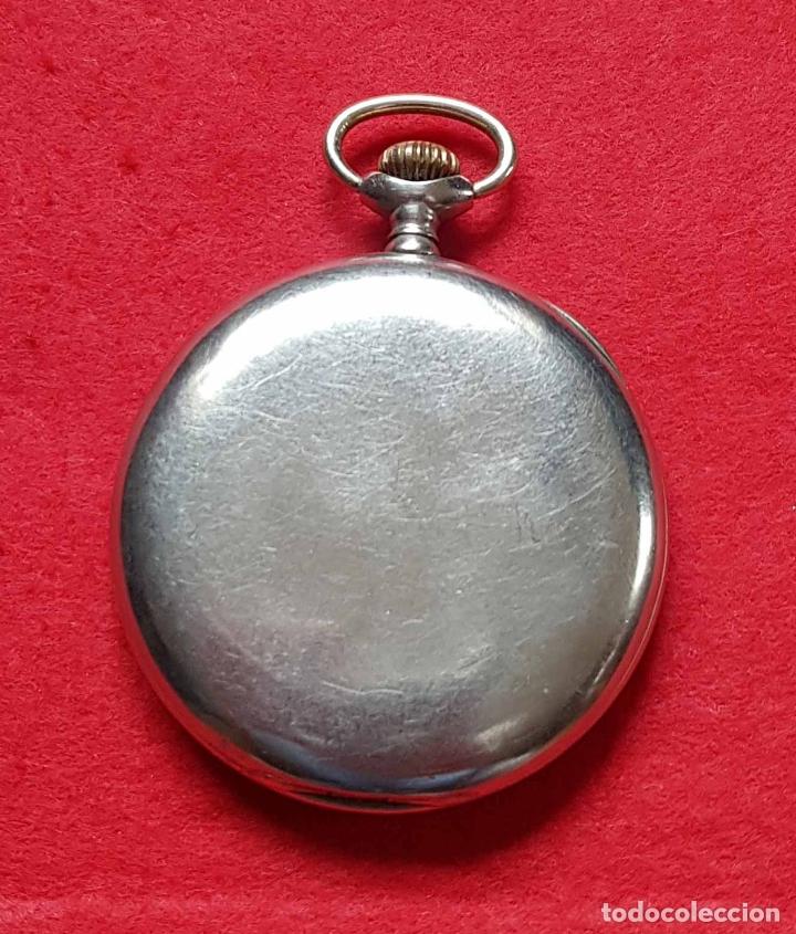 Relojes de bolsillo: RELOJ DE BOLSILLO DOXA, C1920, 53mm - Foto 9 - 174084973