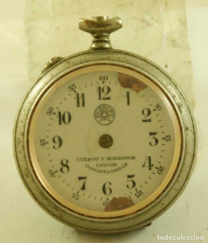 ROSKOPF CUERVO Y SOBRINOS LA HABANA MECANICO (Relojes - Bolsillo Carga Manual)