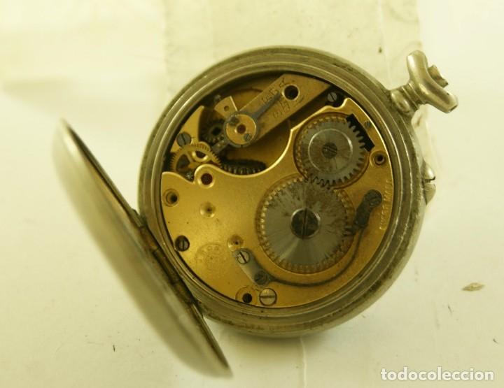 Relojes de bolsillo: ROSKOPF CUERVO Y SOBRINOS LA HABANA MECANICO - Foto 5 - 174410672