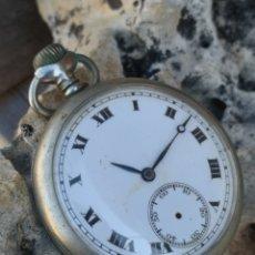Relojes de bolsillo: C2/2 RELOJ DE BOLSILLO REVUE NO FUNCIONA. Lote 174414418