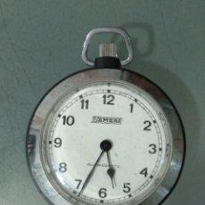 Relojes de bolsillo: RELOJ DAMART DE BOLSILLO. A CUERDA. FUNCIONA.. Lote 174415552