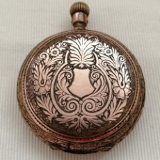 Relojes de bolsillo: ANTIGUO RELOJ BOLSILLO A CUERDA.. Lote 174513385