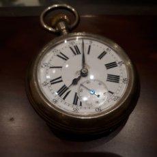 Relojes de bolsillo: RELOJ DE BOLSILLO RAILWAY TIMER KEEPER. Lote 174995442