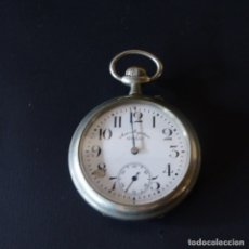 Relojes de bolsillo: RELOJ DE BOLSILLO DOXA ANTIMAGNETIQUE. DIÁMETRO 7 CM. Lote 175011944