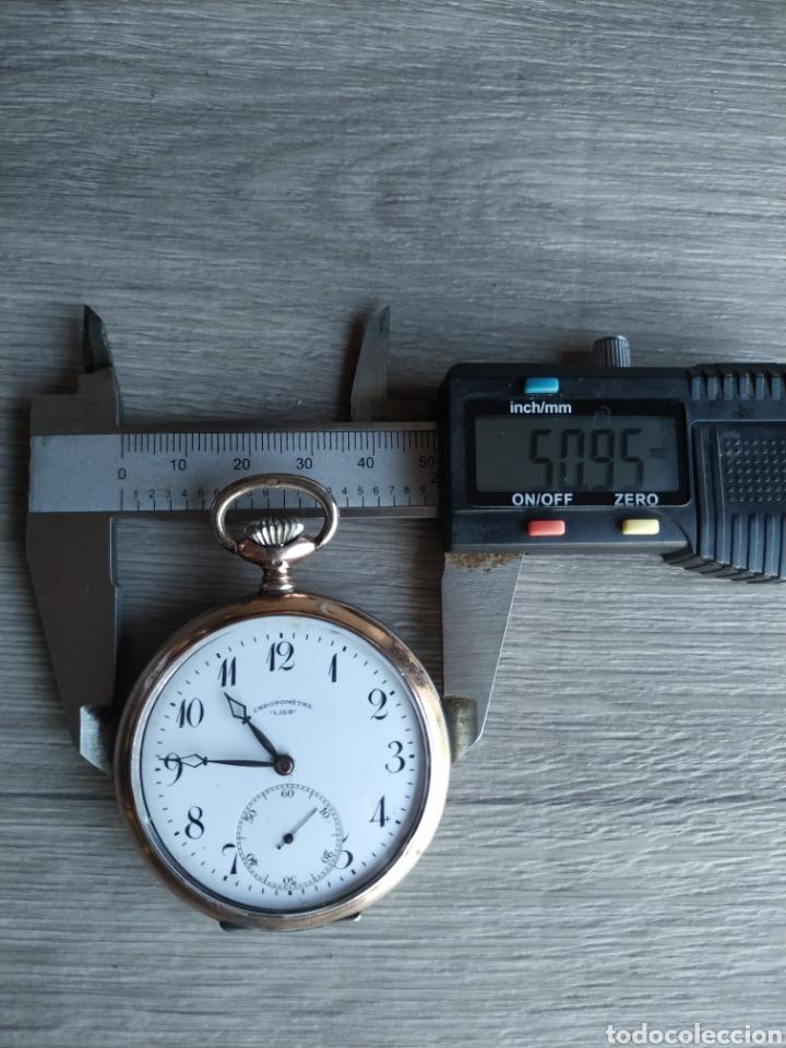 Relojes de bolsillo: Reloj cronómetro Lier - Foto 2 - 175182857