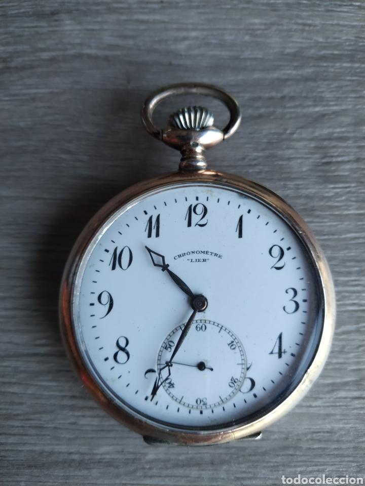 Relojes de bolsillo: Reloj cronómetro Lier - Foto 4 - 175182857