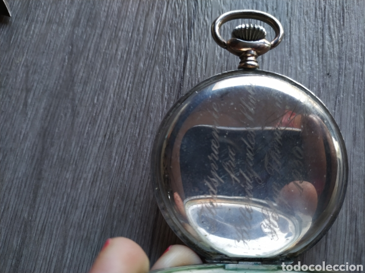 Relojes de bolsillo: Reloj cronómetro Lier - Foto 8 - 175182857