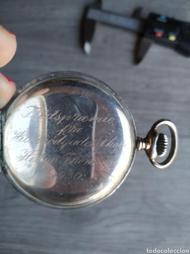 Relojes de bolsillo: Reloj cronómetro Lier - Foto 12 - 175182857