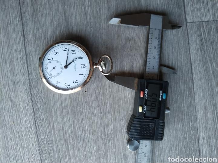 Relojes de bolsillo: Reloj cronómetro Lier - Foto 13 - 175182857