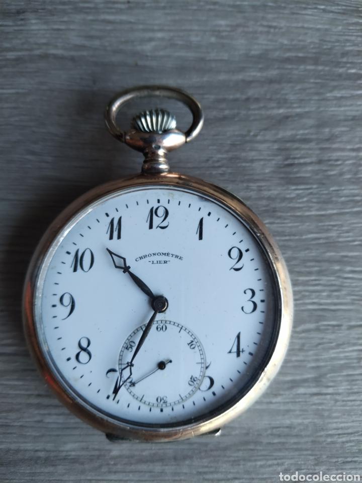 RELOJ CRONÓMETRO LIER (Relojes - Bolsillo Carga Manual)
