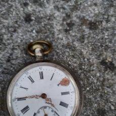 Relojes de bolsillo: ANTIGUO RELOJ DE BOLSILLO. Lote 175227524