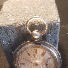 Relojes de bolsillo: RELOJ DE BOLSILLO MARCA PATEN LEVER. Lote 175318444