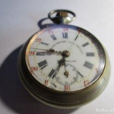 Relojes de bolsillo: ROSKO FUNCIONANDO 53 MM SIN CONTAR LA CORONA . Lote 175346223