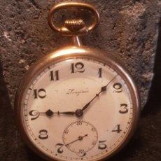Relojes de bolsillo: RELOJ DE BOLSILLO LONGINE. Lote 170890668