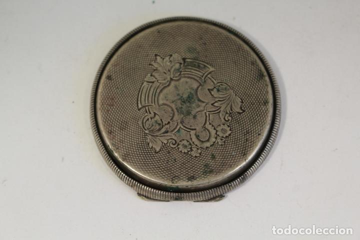 Relojes de bolsillo: tapadera reloj de bolsillo en plata de ley - Foto 4 - 175475769