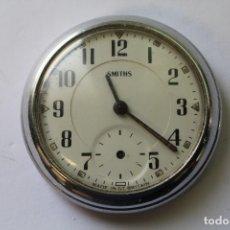 Relojes de bolsillo: TAPADERA RELOJ DE BOLSILLO SMITHS. Lote 175475918