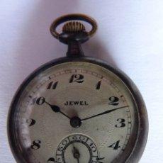 Relojes de bolsillo: RELOJ DE BOLSILLO EN MINIATURA. CIRCA 1900. Lote 175512505
