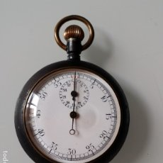 Relojes de bolsillo: CRONOMETRO GLAUSER, CRUZ SUIZA, AÑOS 20´S. Lote 175565462
