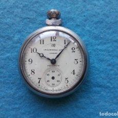 Relojes de bolsillo: RELOJ DE BOLSILLO. MARCA INGERSOLL LTD TRIUMPH. Lote 175603493