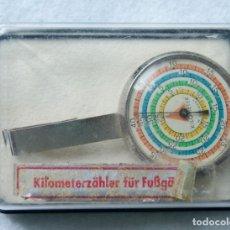 Relojes de bolsillo: CONTADOR DE KILOMETROS EN SU CAJA. Lote 175746689