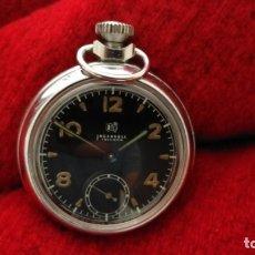 Relojes de bolsillo: RELOJ DE BOLSILLO INGERSOLL TRIUMPH, IMPECABLE, VER DESCRIPCION. Lote 199925338